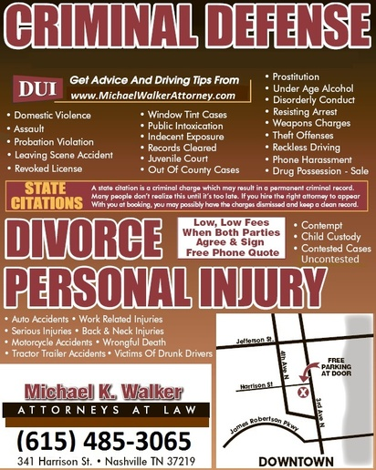 Nashville Middle Tennessee Criminal And Divorce Lawyer Michael